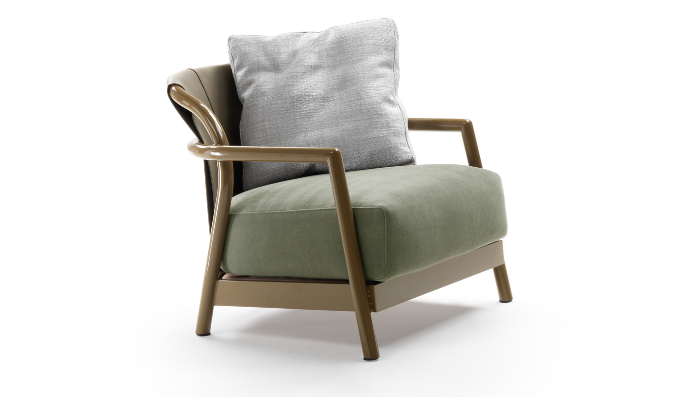 Alison Outdoor Lounge Chair