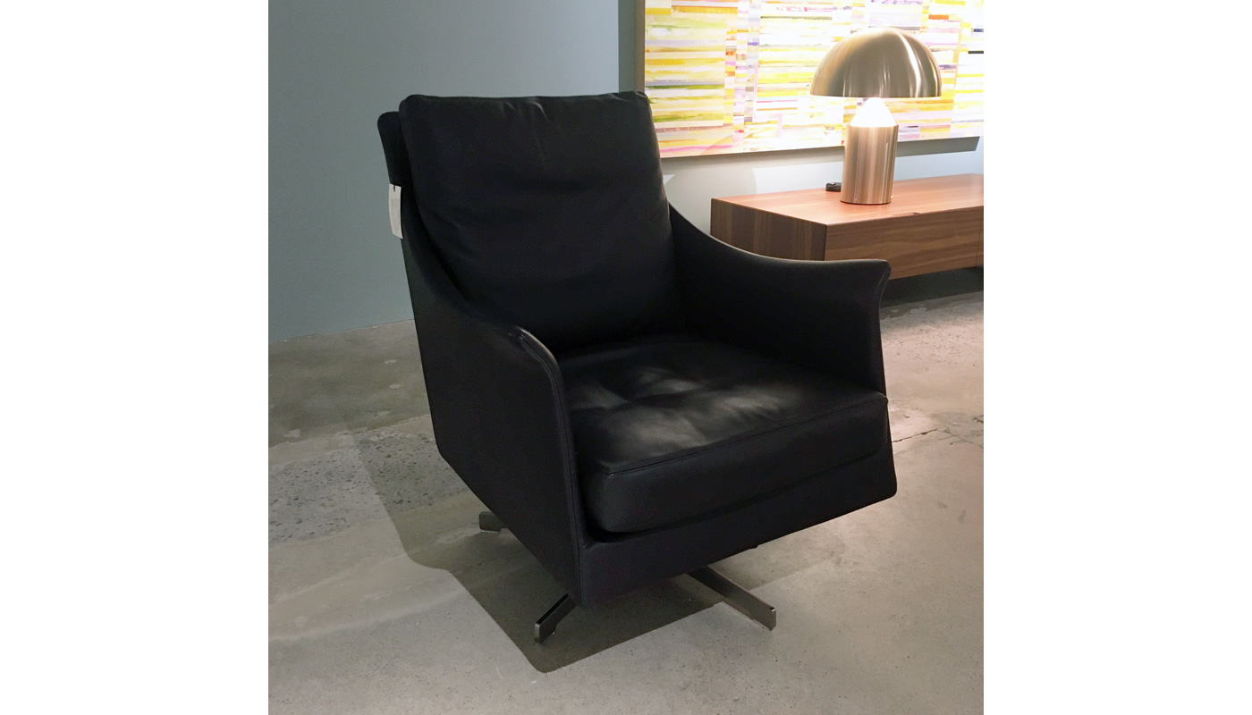 Boss Lounge Chair - In Our Showroom