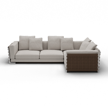Cestone 09 Sectional Sofa