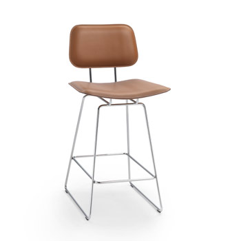 Echoes Stool with Back
