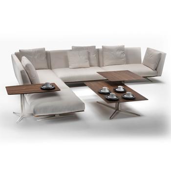 Evergreen Sectional Sofa