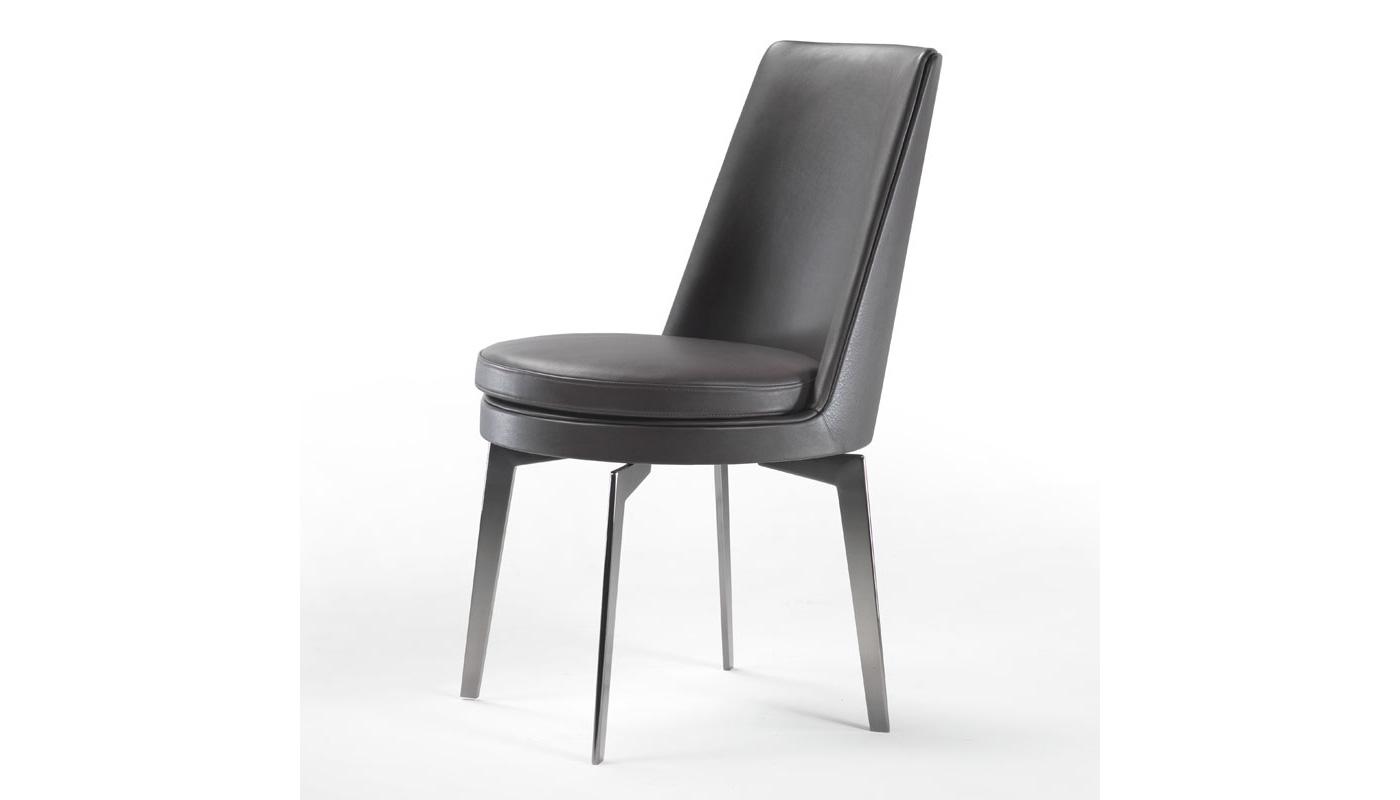 Feel Good Dining Chair - High Back Metal