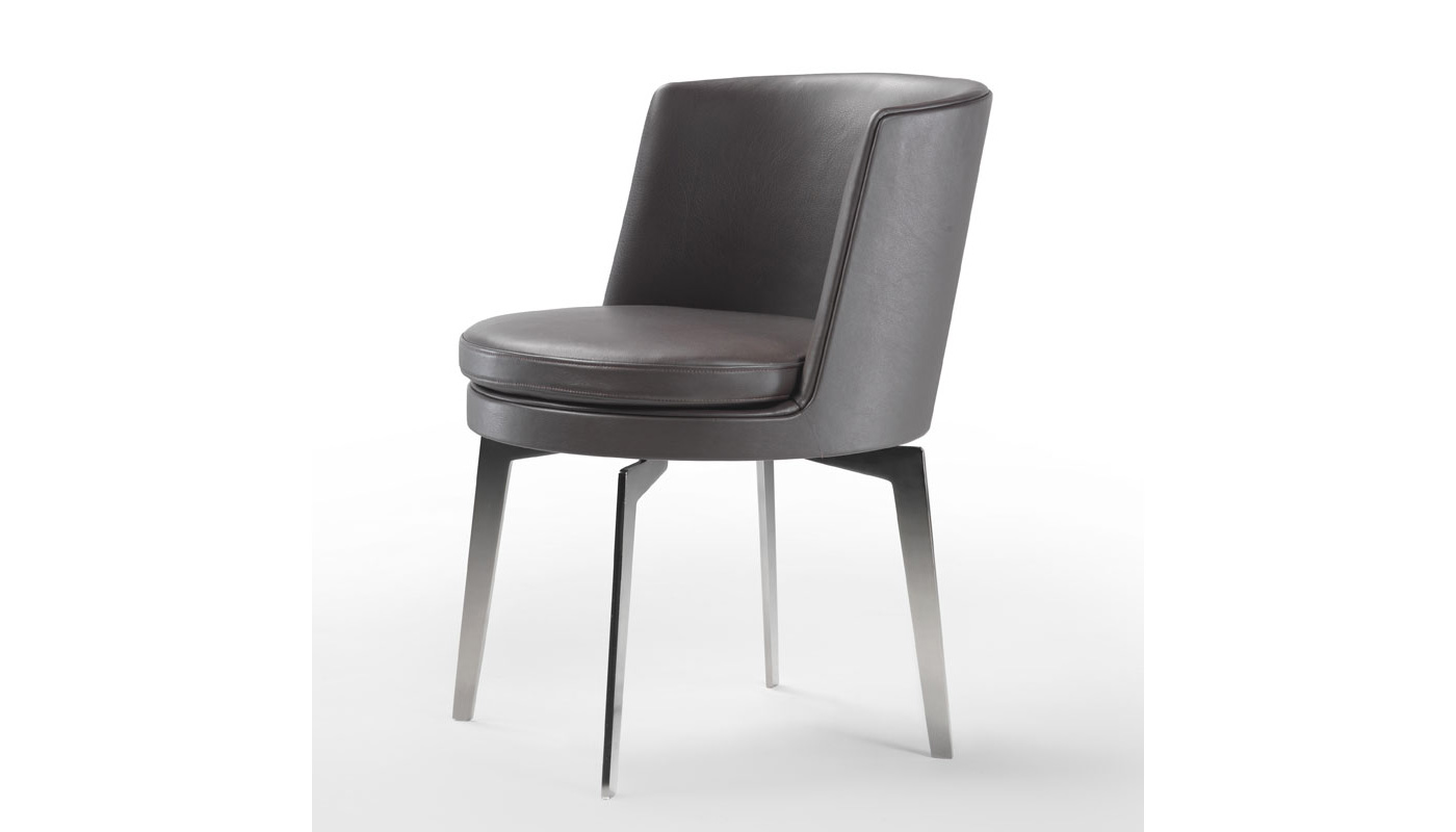 Feel Good Dining Chair - Low Back Metal