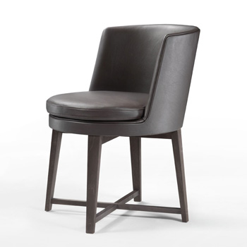 Feel Good Dining Chair - Low Back Wood
