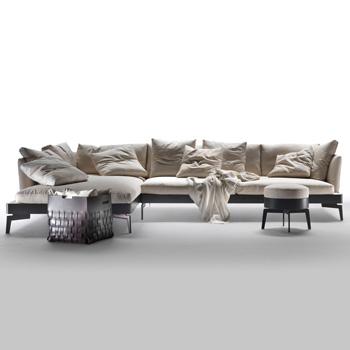 Feel Good Sectional Sofa - Large