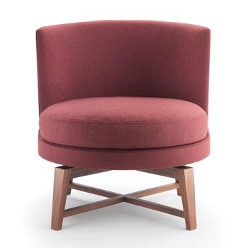 Feel Good Lounge Chair - Wood