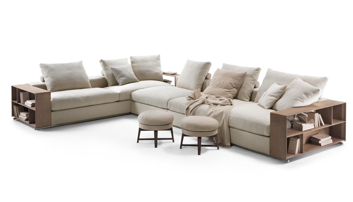 Groundpiece Sectional Sofa