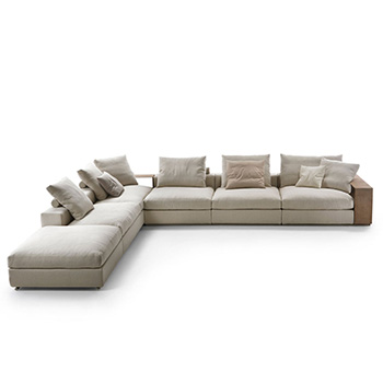 Groundpiece Sectional Sofa - In Our Showroom