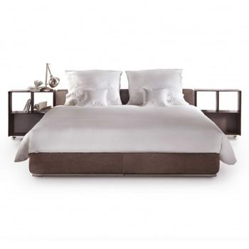 Groundpiece Slim Bed