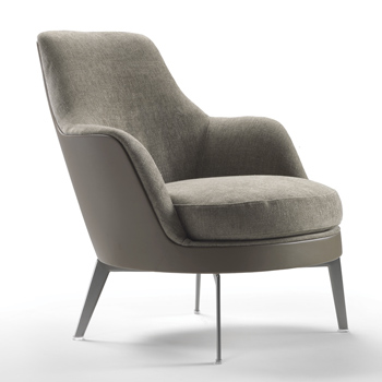 Guscio Lounge Chair