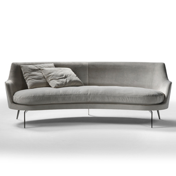 Guscio Sofa - In Our Showroom