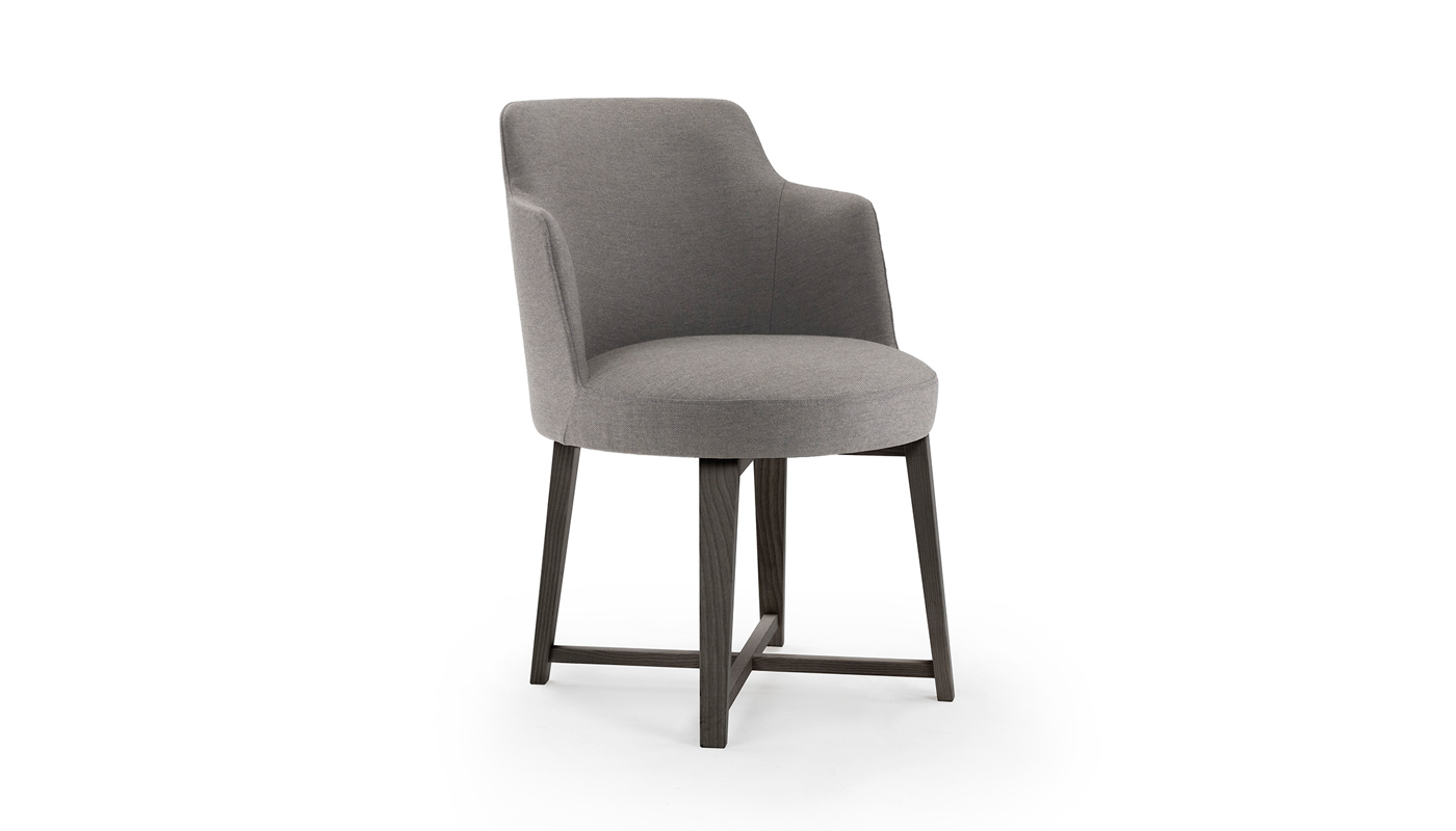 Hera Dining Chair with Arms