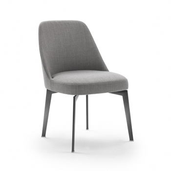 Leda Dining Chair - Metal