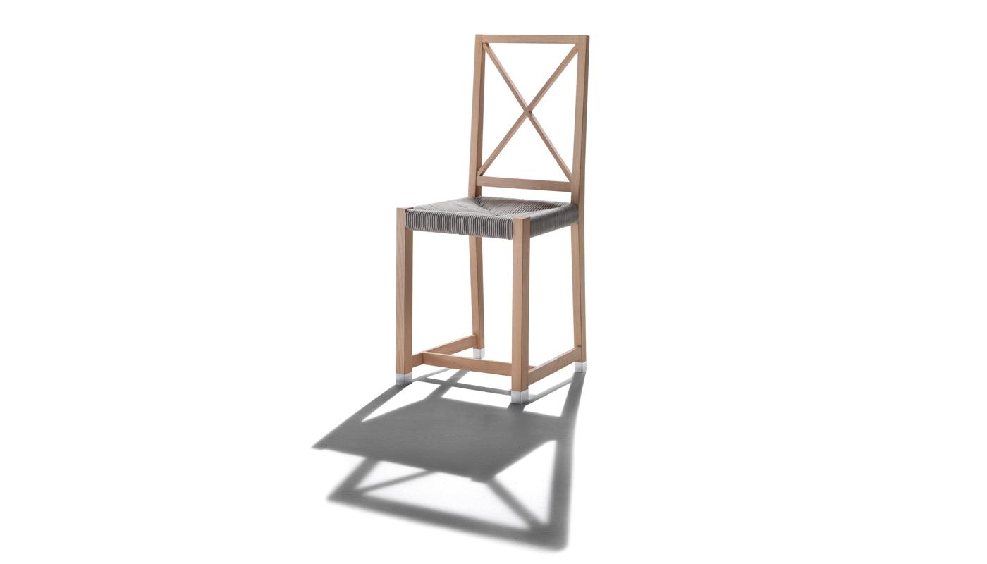 Moka Outdoor Dining Chair - Wood