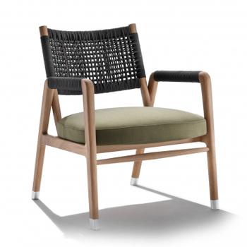 Ortigia Outdoor Lounge Chair - Small