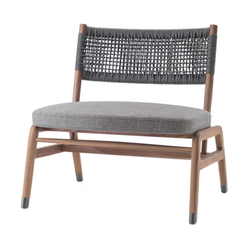 Ortigia Outdoor Lounge Chair - Large