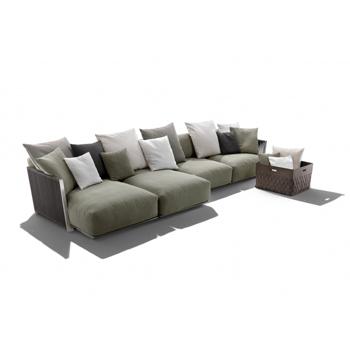 Vulcano Outdoor Sofa