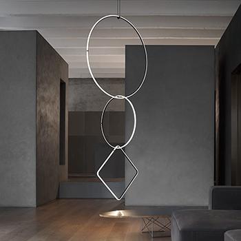 Arrangements Suspension Light