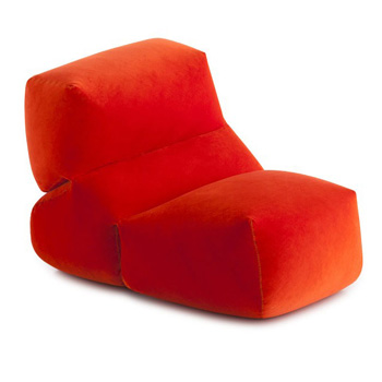 Grapy Soft Seat Lounge Chair
