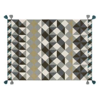Mosaiek Gray Kilim Rug