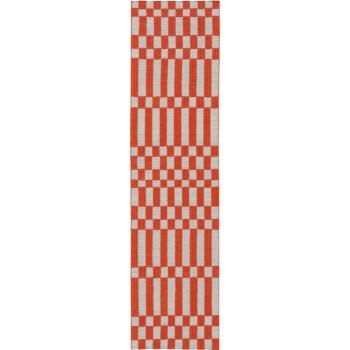 Banda Rug B. Orange