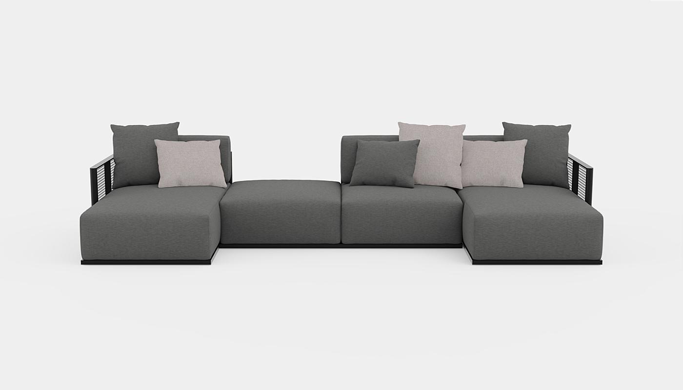 Bosc Sectional Sofa