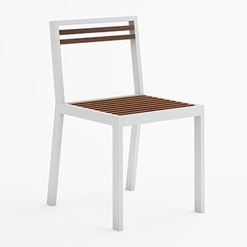 DNA Teak Dining Chair