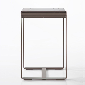 Flat Bar Table - In Our Showroom