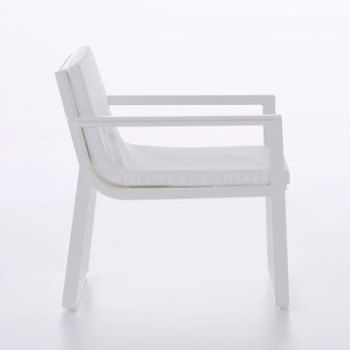 Flat Club Lounge Chair