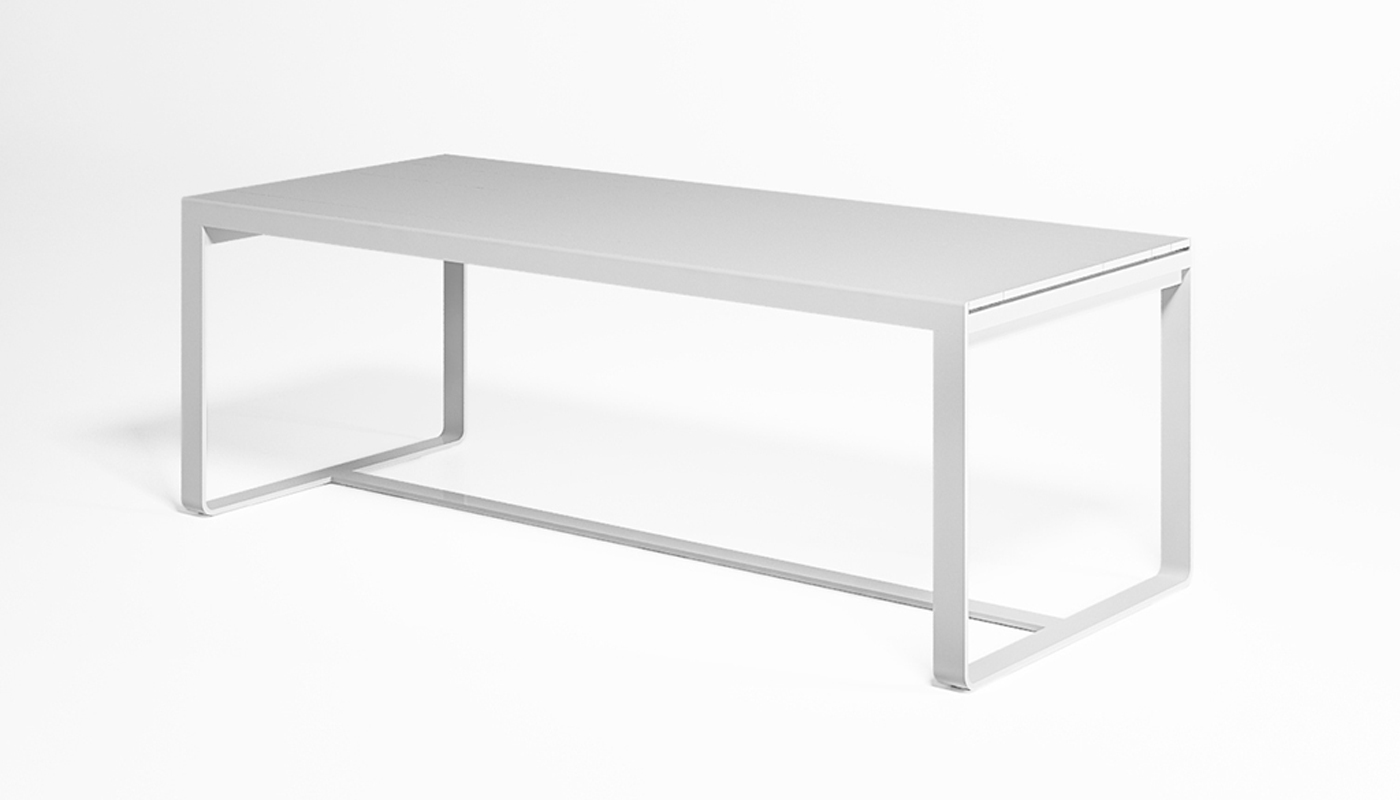 Flat Dining Table