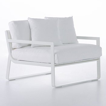 Flat Lounge Chair - Quickship