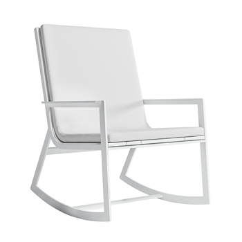 Flat Rocking Chair
