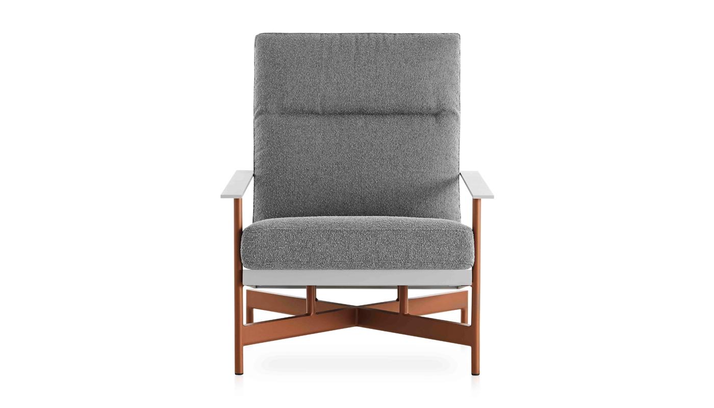 Onde Club Lounge Chair