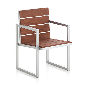 Saler Teak Dining Chair