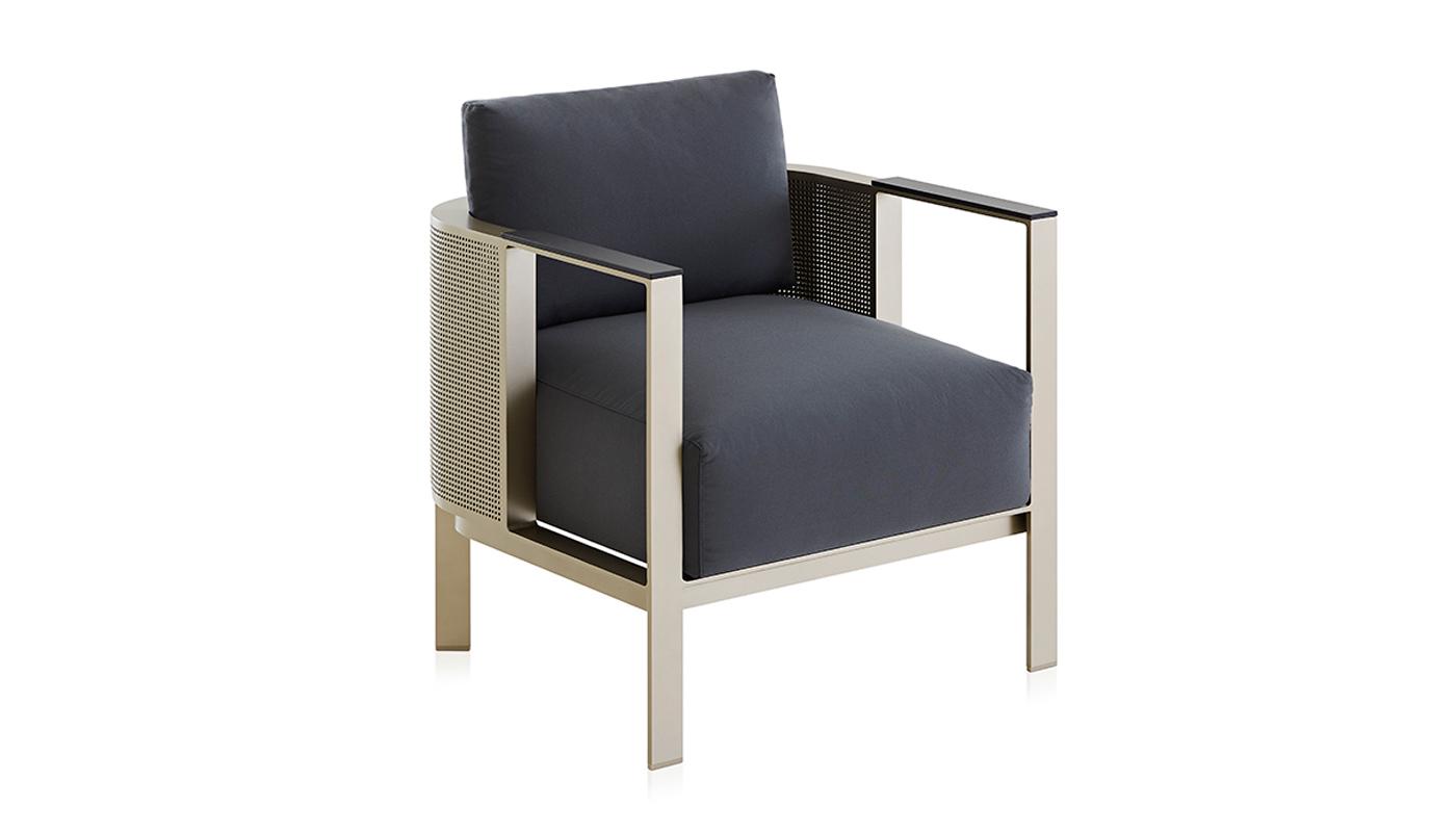 Solanas Club Lounge Chair