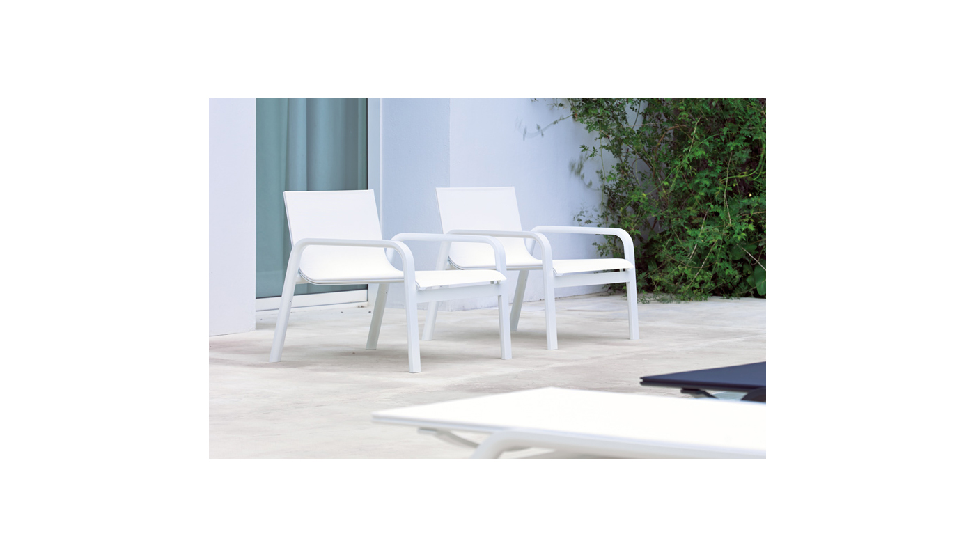 Stack Lounge Chair - Quickship