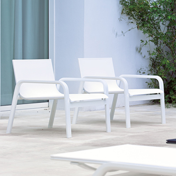 Stack Lounge Chair - Quickship