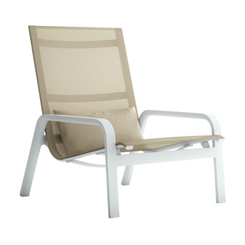 Stack Lounge Chair - High Back