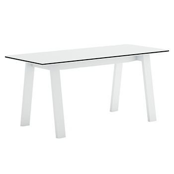 Timeless Dining Table - In Our Showroom