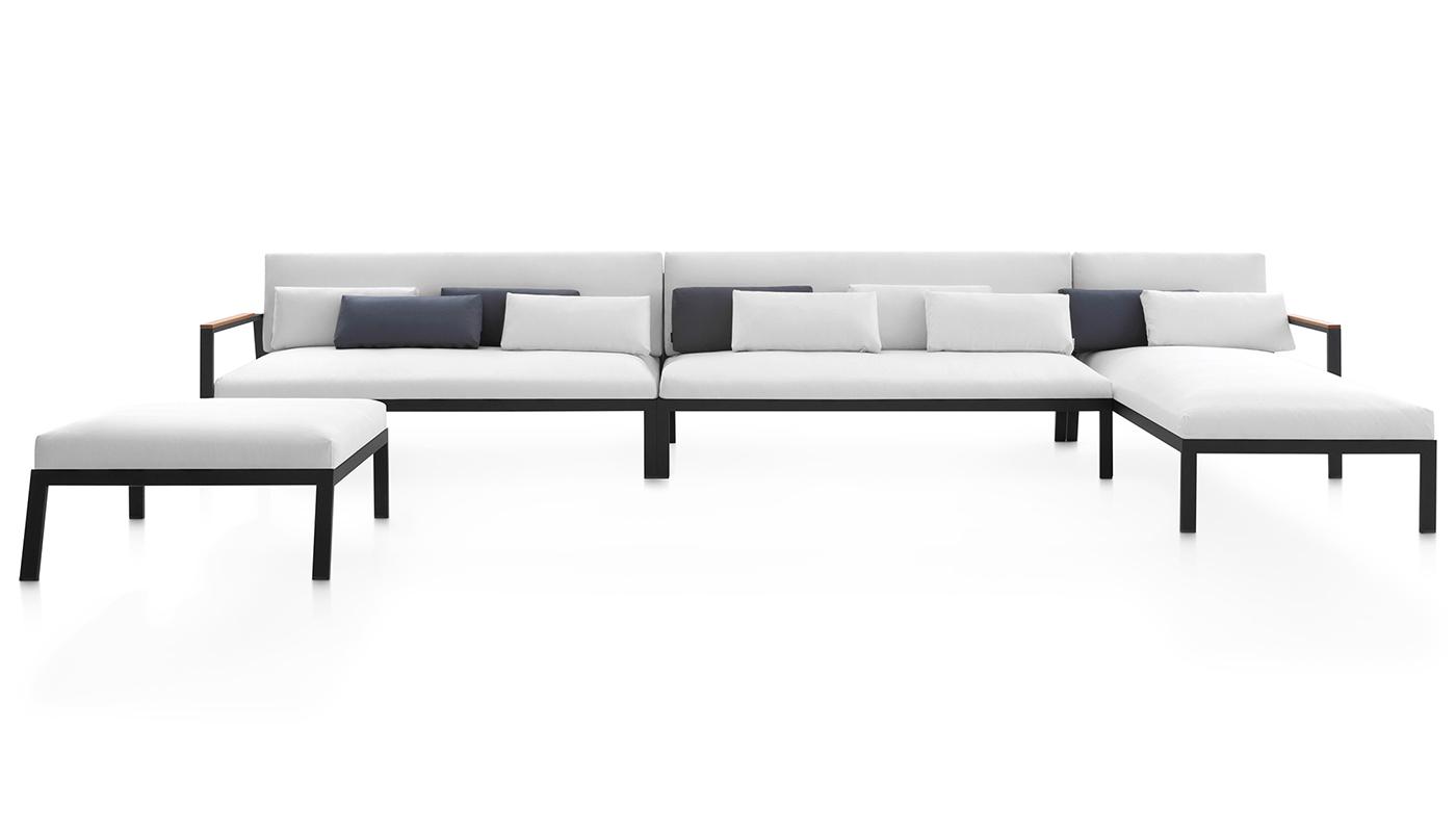 Timeless Sectional Sofa - Quickship