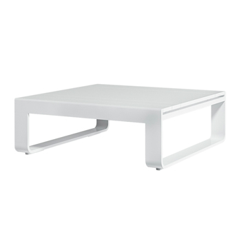 Flat Side Table - Low