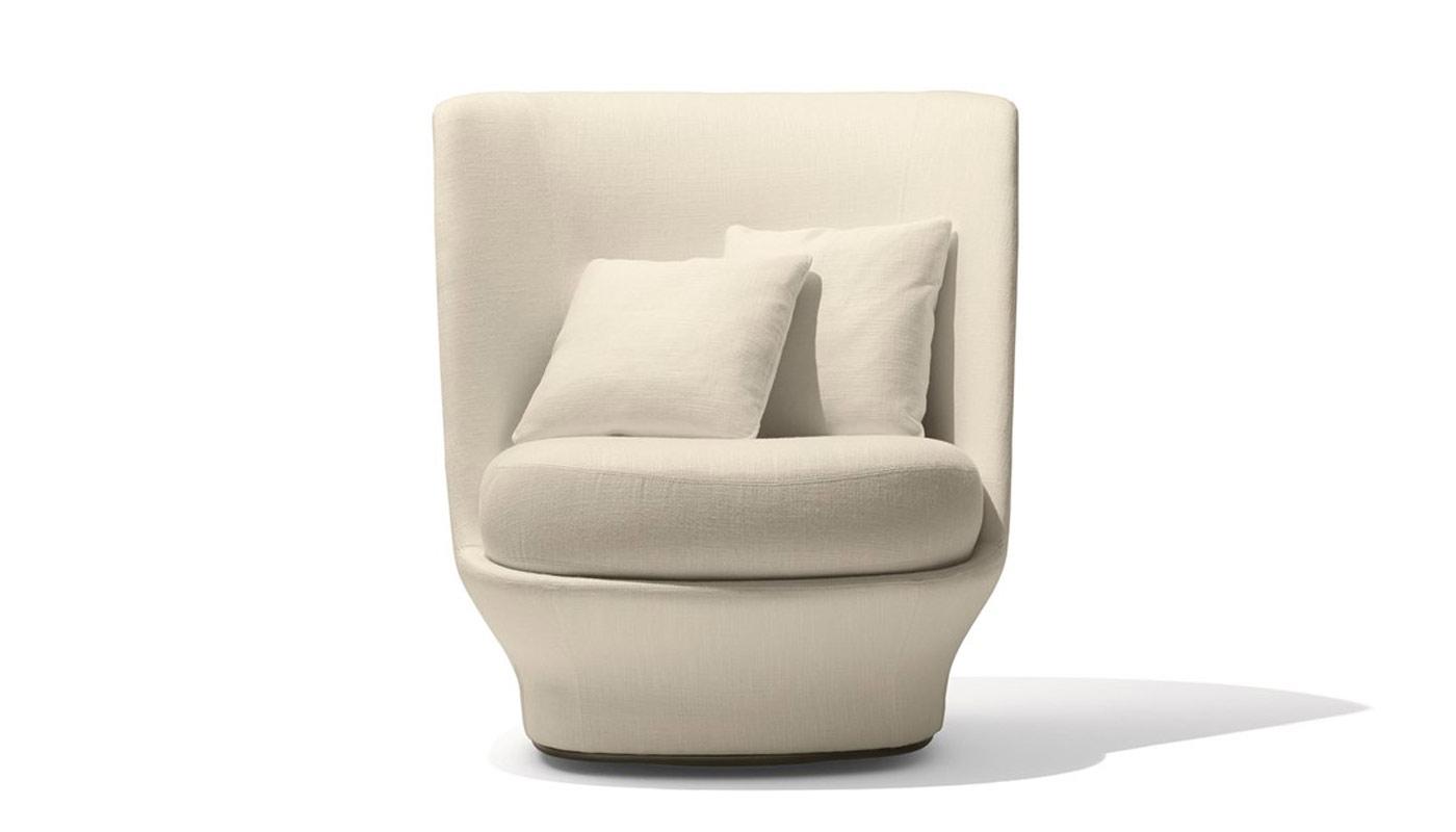 All Around Highback Lounge Chair