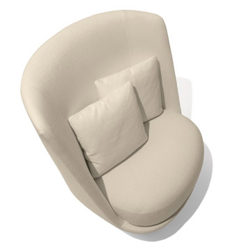 All Around Highback Lounge Chair