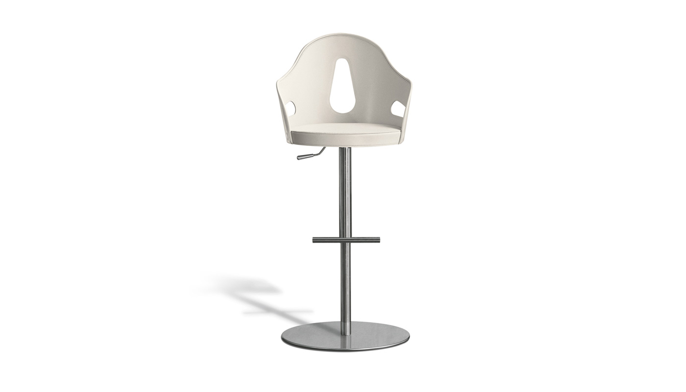 Dora Swivel Bar Stool