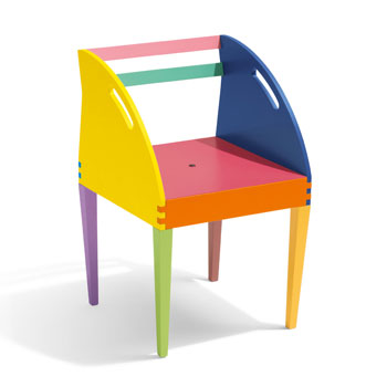 Dry Dining Chair with Arms