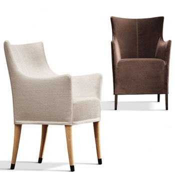 Giorgina Dining Chair with Arms