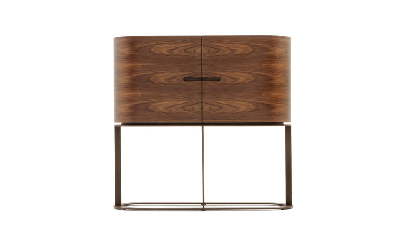 Ino Bar Cabinet - Two Door