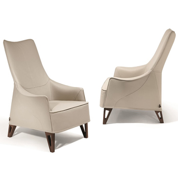 Mobius Bergere Lounge Chair