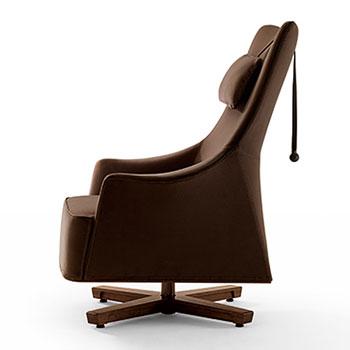Mobius Swivel Lounge Chair