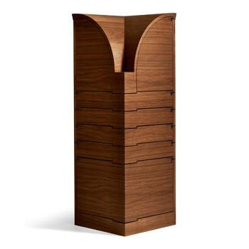 Nyn Corner Cabinet